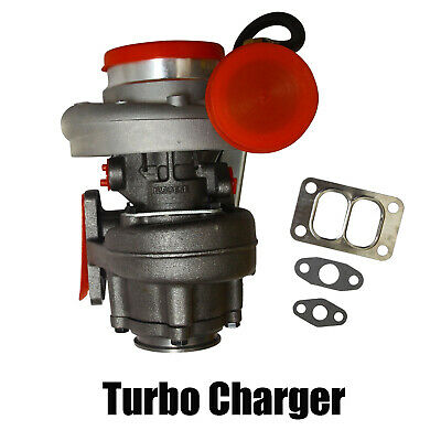 Hx40w Fit T3 Flange Dodge Ram Cummins Super Drag Diesel Turbo Charger