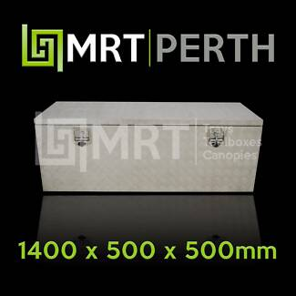 RECTANGLE PLAIN TOOLBOX MRT9 – 1400mm x 500mm x 500mm