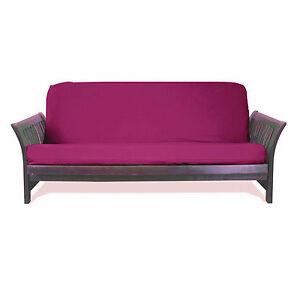 Pink Futon Cover Ebay