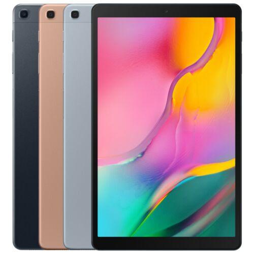 Samsung Galaxy Tab A 10.1 SM-T515 32GB Wi-Fi + 4G LTE (Factory Unlocked) Tablet