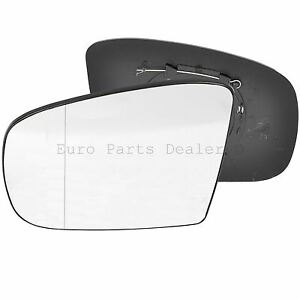 Passenger Side WIDE ANGLE HEATED WING DOOR MIRROR GLASS Mercedes ML W163 2002-05