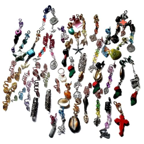 Wholesale Loc Jewelry Dreadlock Beads for Locticians and Braids Technicians