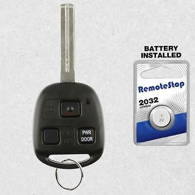For 2007 2008 2009 Lexus RX350 Keyless Entry Car Remote Uncut Key Fob Control 2008 Lexus Rx350