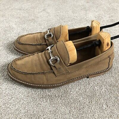 Men's Topman Loafers Moccasins Shoes Italian Size 9 43 Summer Fashion Ibiza for sale  Shipping to South Africa