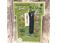 Vintage  Barbie Teen Fashion Pals PJ Christie /& Julia The Sew in Kit-New Sealed