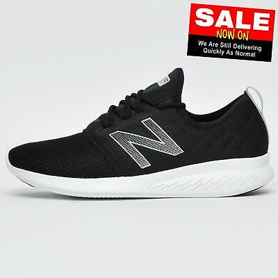 New Balance Fuel Core Coast v4 Men's Running Shoes Gym Fitness Trainers Black