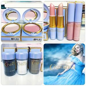 MAC COSMETICS LIMITED EDITION CINDERELLA COLLECTION
