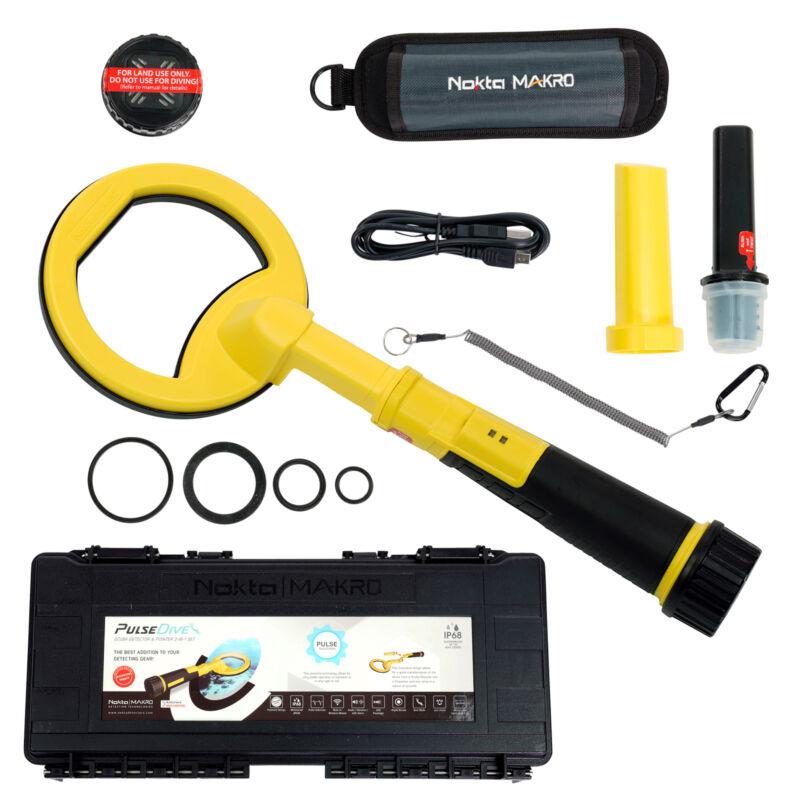 Nokta Makro PulseDive Scuba Detector & Pin Pointer 2-in-1 ~ Yellow