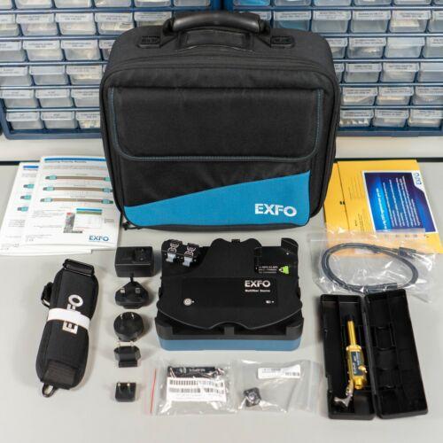 NEW! EXFO ConnectorMax MFS-24 With FIPT-400-MF-MPO UPC