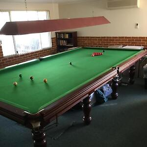 12x6 ft snooker / pool/,billiard table Warnbro Rockingham Area Preview