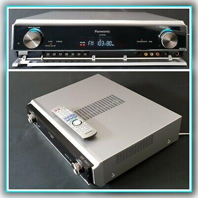 Panasonic SA-XR700: HDTV und Dolby Digital Plus kompatibel (Panasonic Hdtv Receiver)