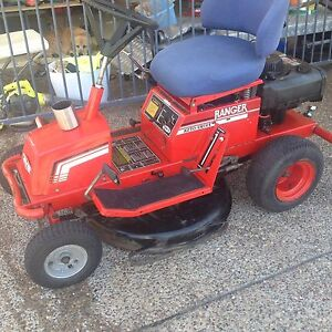 Rover ride on mower  12 hp Hope Island Gold Coast North Preview