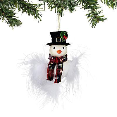 4053390 Seasons Tweeting Snowman Bird Holiday Christmas Ornament Animal oh ch...](Animal Ornaments)