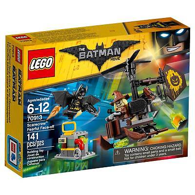 LEGO® Batman Movie Scarecrow™ Fearful Face-off 70913