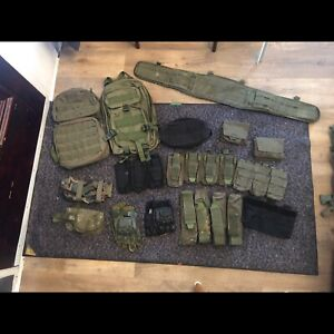 Paintball gear bag clear out Offer up!!! READ/updated