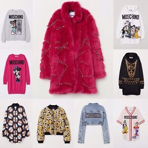 H&M Moschino Limited edition a lot