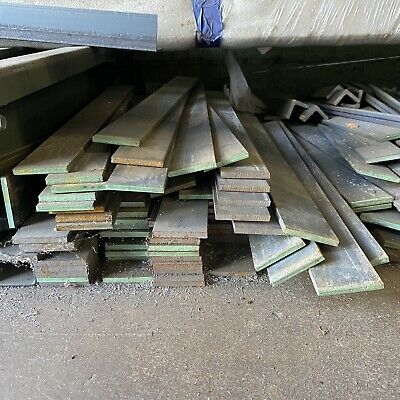 14 X 2 Low Carbon A36 Steel Flat Bar Remnant