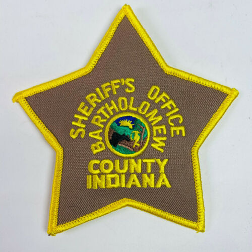 Bartholomew County Sheriff Indiana Patch