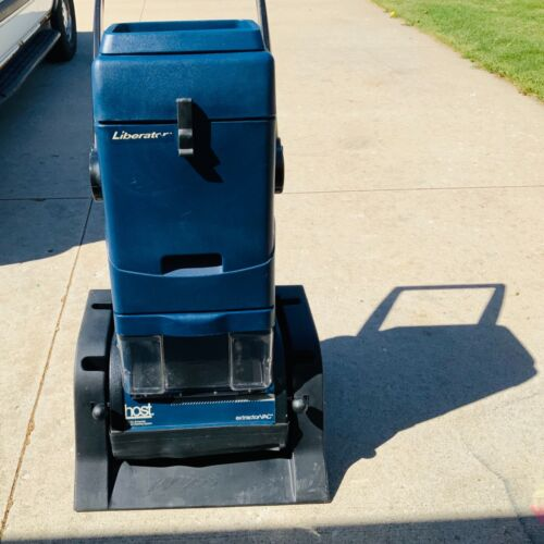 Host Liberator Extractor Vac EVM DRY Carpet / Tile / Grout Cleaning Used A1387