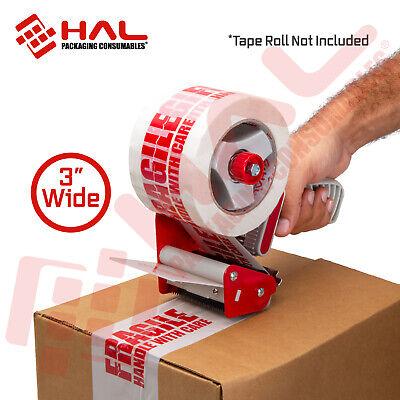 Tape Dispenser 3 Inch Tape Gun Grip Heavy Duty Packaging By Hal
