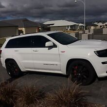 Jeep SRT 2014 White Wanneroo Wanneroo Area Preview
