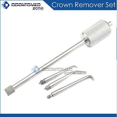 Odm Morrel Crown Remover Set Orthodontic Dental Instruments