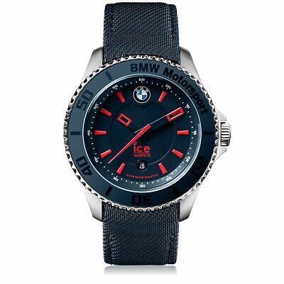 NEW ICE BMW Motorsport Navy Red 44mm Watch BM.BRD.B.L.14 - NEXT DAY DELIVERY