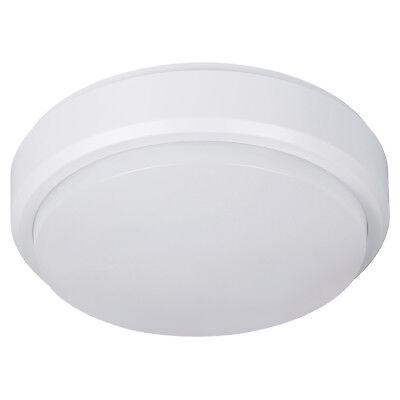 Licht Bulk (LED Außen Decken- Wandleuchte mit Bewegungsmelder Müller Licht 20300538 Bulkhead)