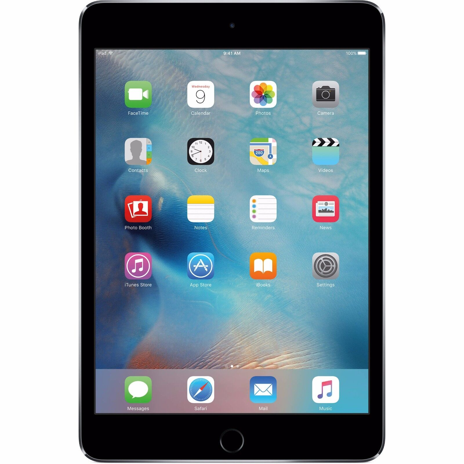Apple iPad mini 4 Tablet,7.9 With Retina Display (16GB, Wi-Fi Only)  Space Gray