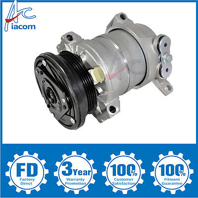 NEW AC COMPRESSOR 58901 Fit Chevy Pickup Silverado GMC Yukon Cadillac Escalade
