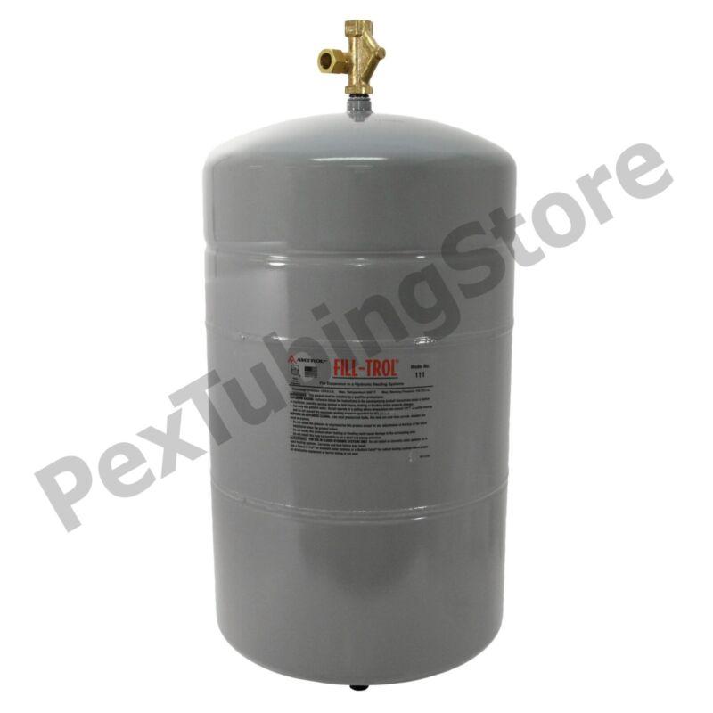 Amtrol Fill-Trol 111 Boiler Expansion Tank w/ Auto Fill Valve, 7.6 Gal, FT-111