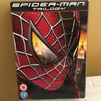Spider-Man Trilogy DVD Mermaid Beach Gold Coast City Preview