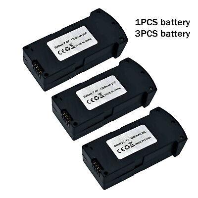 Lithium Batterie für E520 E520S Tragbare RC Drohne Ersatzteile Zubehör