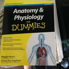 Anatomy and physiology for dummies Aberfoyle Guyra Area Preview