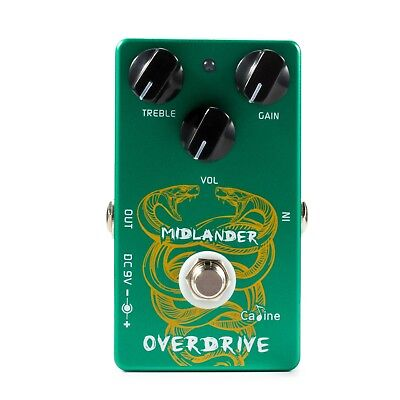 Caline CP-49 Midlander Overdrive Effect Pedal (From Caline in China)
