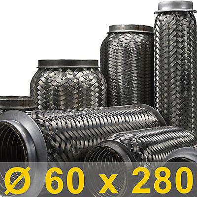 flexibles Rohr Auspuff universal Ø 60 x 280 Länge (mm)