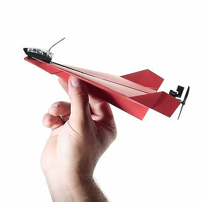 Powerup 3 0 Smartphone Controlled Paper Airplane Conversion Kit