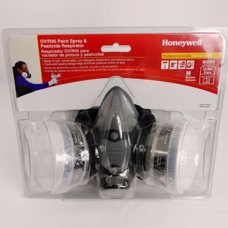 Honeywell OV/R95 Reusable Paint Spray & Pesticide Size Medium
