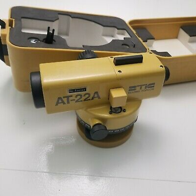 Topcon Beijing At-22a Automatic Level