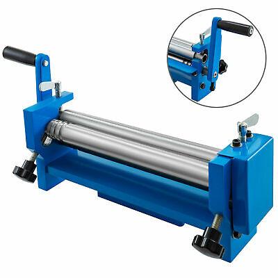 Slip Roll 12.6 X 18 Gauge Sheet Metal Roller Former 320mm Slip Bending Machine