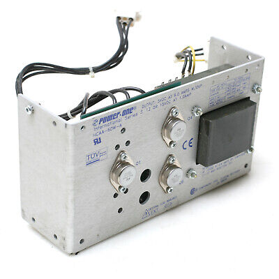 Power-one Hcaa-60w-a 5vdc 6.0a 15vdc 1.0a Power Supply