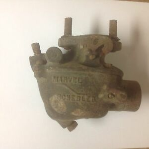 Carb for an 8N Ford Tractor