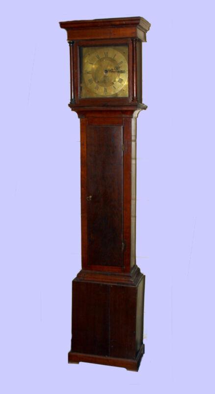 ANTIQUE J. O. TORRINGTON ENGLISH OAK GRANDFATHER CLOCK ~ MARYLAND PICK UP