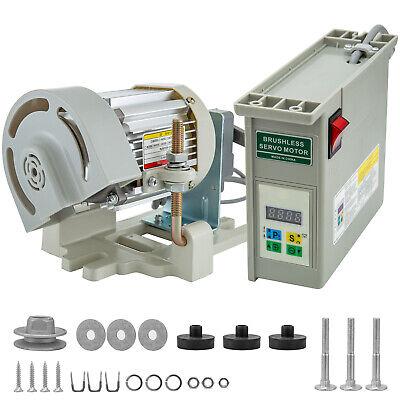 Vr-600 Brushless Industrial Sewing Machine Servo Motor - 600 Watts 110 Volts