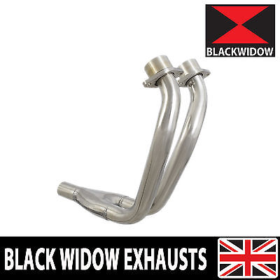 YAMAHA TDM850 TDM 850 EXHAUST PIPES DOWNPIPES HEADER PIPES FRONTPIPES