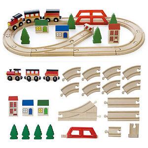 Vortigern My First Wooden Train Set #51033