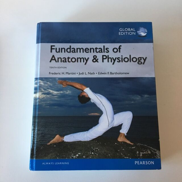 Fundamentals of Anatomy and Physiology 10th ed by Martini et al ...
