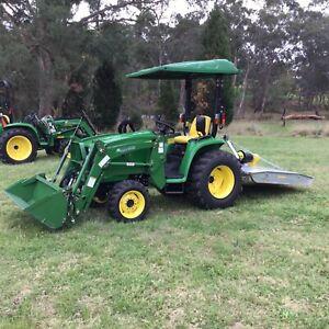 John Deere Tractor Glenorie The Hills District Preview
