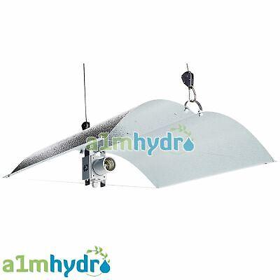 Adjust-a-wing Enforcer Reflector Medium Flexi Wing Shade Up To 600w Hydroponics