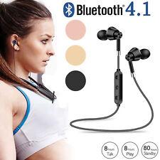 Écouteur Bluetooth Sans Fil Stéréo In-ear Oreillette Pour iPhone Pour Samsung